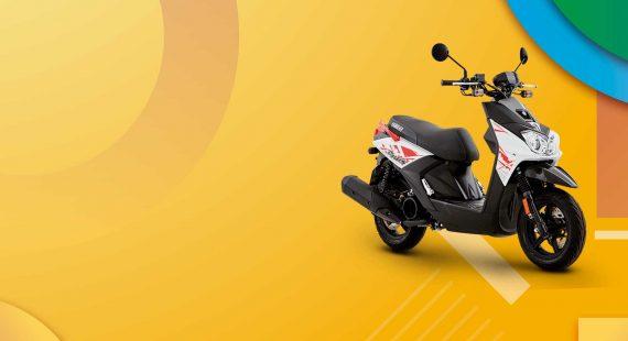 Sorteo Moto Yamaha BWS