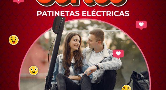 Sorteo Patinetas Eléctricas