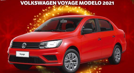 Sorteo Volkswagen Voyage